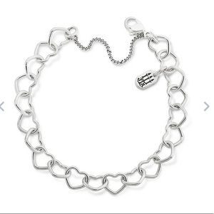ISO James Avery Connected Hearts Charm Bracelet